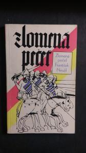 náhled knihy - Zlomená pečeť
