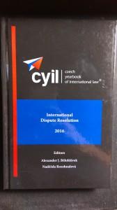 náhled knihy - International Dispute Resolution