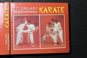 náhled knihy - Základy sebaobrany : karate