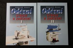náhled knihy - Oděvní stroje a zařízení. Díl I, II