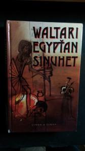 náhled knihy - Egypťan Sinuhet