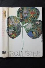 náhled knihy - Trojlístek : sborník vyprávění, veršů, říkadel, pohádek a pověstí
