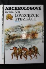 náhled knihy - Archeologové na loveckých stezkách : pro čtenáře od 10 let
