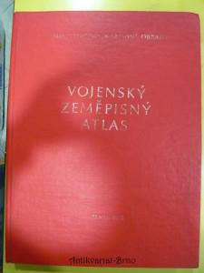 náhled knihy - Vojenský zeměpisný atlas