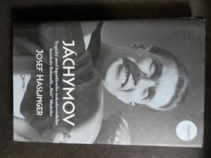 náhled knihy - Jáchymov : tragický osud legendárního československého brankáře Bohumila \