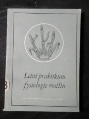 náhled knihy - Letní praktikum fysiologie rostlin