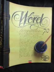 náhled knihy - WORD 7.0 : kompendium
