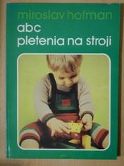 náhled knihy - ABC pletenia na stroji