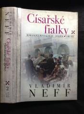 náhled knihy - Císařské fialky : románová pentalogie - svazek druhý