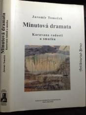náhled knihy - Minutová dramata : karavana radosti a smutku