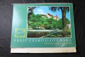 náhled knihy - Krásy Československa. Historické památky 1977