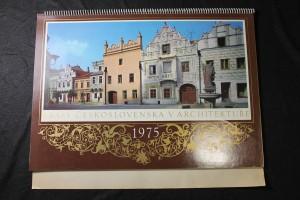 náhled knihy - Krásy Československa v architektuře 1975
