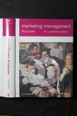 náhled knihy - Marketing management