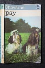 náhled knihy - Chováme psy