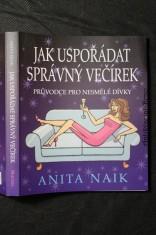 náhled knihy - Jak uspořádat správný večírek : průvodce pro nesmělé dívky