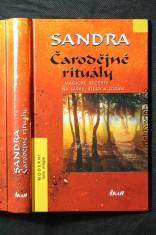 náhled knihy - Čarodějné rituály : magické recepty na lásku, štěstí a zdraví