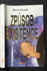 náhled knihy - Způsob existence