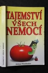 náhled knihy - Tajemství všech nemocí
