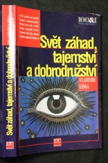 náhled knihy - Svět záhad, tajemství a dobrodružství