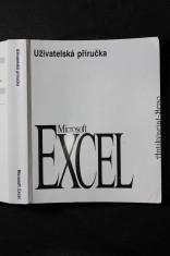 náhled knihy - Uživatelská příručka : Microsoft Excel