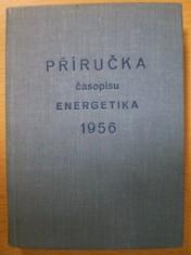 náhled knihy - Příručka časopisu energetika 1956