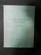 náhled knihy - Odborné učební texty pro jazyk německý: Část vojenská