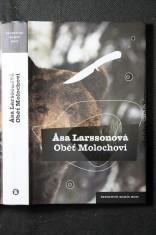 náhled knihy - Oběť Molochovi