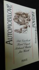 náhled knihy - Automobilové povídky