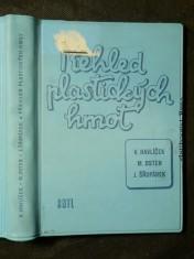 náhled knihy - Přehled plastických hmot