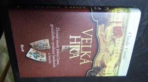náhled knihy - Velká hra : životní osudy Johna Lawa, geniálního vynálezce bankovek a loterie