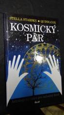 náhled knihy - Kosmický pár : astrologický rádce pro milostný život