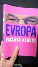 náhled knihy - Evropa Václava Klause