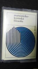 náhled knihy - Marxisticko-leninská filosofie : učebnice