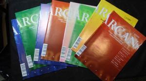 náhled knihy - Časopis ARCANA inspirovaný učením Emanuela Swedenborga různá čísla (celkem 8)