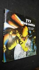náhled knihy - Sedmsetsedmdesátsedm divů světa