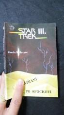 náhled knihy - STAR TREK III: PÁTRÁNÍ PO SPOCKOVI ANT. (THE SEARCH FOR SPOCK)