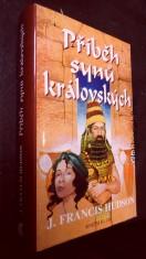 náhled knihy - Příběh synů královských