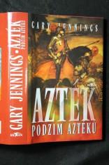 náhled knihy - Azték : podzim Aztéků
