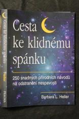 náhled knihy - Cesta ke klidnému spánku : 250 snadných přírodních návodů na odstranění nespavosti