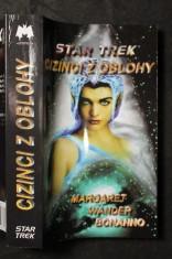 náhled knihy - Star Trek. Cizinci z oblohy