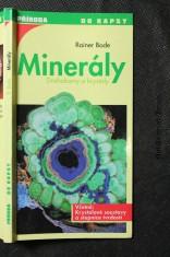 náhled knihy - Minerály : drahokamy a krystaly
