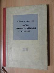 náhled knihy - Součásti elektrických přístrojů a zařízení