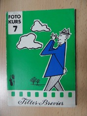 náhled knihy - Filter Brevier : Fotokurs 7