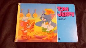 náhled knihy - Tom a Jerry kuchaři