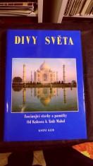 náhled knihy - Divy světa : fascinující stavby a památky : od Kolosea k Tádž Maha