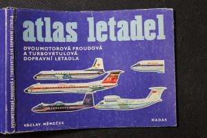 náhled knihy - Atlas letadel : Dvoumotorová proudová a turbovrtulová dopravní letadla. Sv. 3