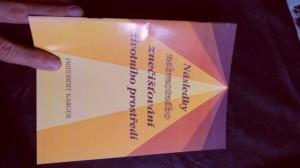 náhled knihy - Následky nehmotného znečišťování životního prostředí
