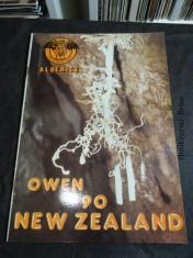 náhled knihy - Owen 90 : New Zealand
