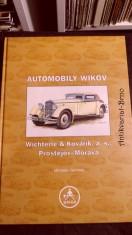 náhled knihy - Automobily Wikov : Wichterle & Kovařík, a.s., Prostějov - Morava