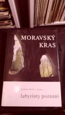 náhled knihy - Moravský kras : labyrinty poznání